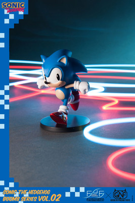 Sonic The Hedgehog Boom8 Vol 2 Pvc Figure