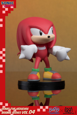 Sonic The Hedgehog Boom8 Vol 4 Knuckles Figure